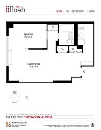 New York Apartment Floorplans
