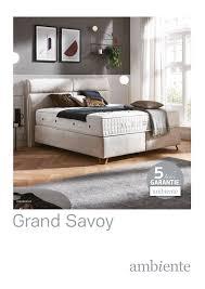 grand savoy