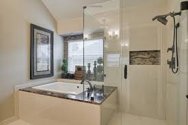 soaking tub look other metro contemporary bathroom image