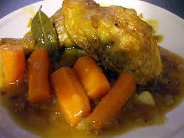 cuisiner le coq recette de coq maigre avec poule grasse font poulets de bonne