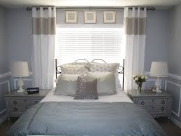 Family Dollar Curtain Rods by Little Miss Penny Wenny Master Bedroom Makeover Reveal