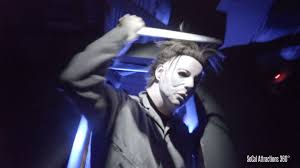 Halloween Mazes In Los Angeles Ca by 4k Scariest Halloween Maze Walk Through A Michael Myers Haunted
