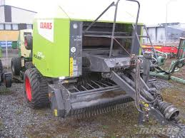 Christmas Tree Baler Used by Used Claas Rollant 375 Rc Round Balers Year 2012 Price 28 446