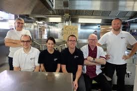 equipe de cuisine l équipe cuisine géosciences marines