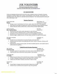 Resume For College Application New Yoga Examples Fresh Elegant Sample