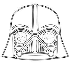 Download Coloring Pages Angry Birds Star Wars Printable Stylish