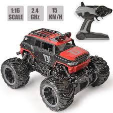100 Monster Energy Rc Truck Amazoncom RC Car Remote Control Car 116 Scale Electric RC