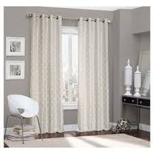 eclipse white blackout curtain target