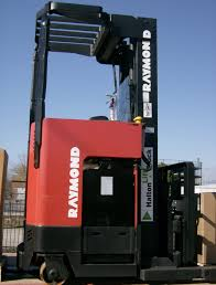100 Raymond Lift Trucks Halton Truck EASI R35TT