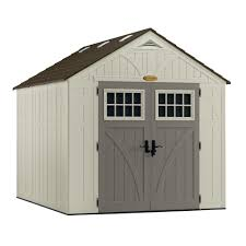 Everton 8 X 12 Wood Storage Shed by Blue Carrot Com Storage Shed Design