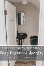 Easy Bathroom Updates — Aratari At Home Easy Bathroom Renovations Planner Shower Renovation Master Remodel Bathroom Remodel Organization Ideas You Must Try 38 Aboruth Interior Ideas Amazing Quick Decorating Renovations Also With A Professional 10 For Creating Your Perfect Monochrome Bathrooms 60 Design With A Small Tubs Deratrendcom 11 Remodeling The Money Pit 05 And Organization Doitdecor In Accord 277 Best Sherwin Williams Decoration Decor Home 73 Most Preeminent Showers Tub And