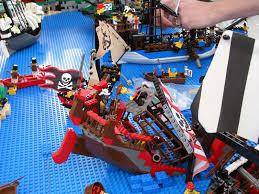 Lego Ship Sinking 3 by Captain Lucius Malfoy Pureblood Pirate Lego Lego Roadshow
