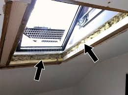Insulating A Vaulted Ceiling Uk by Fitting A Velux Roof Window Or Keylite Rooflite Or Roto Skylight