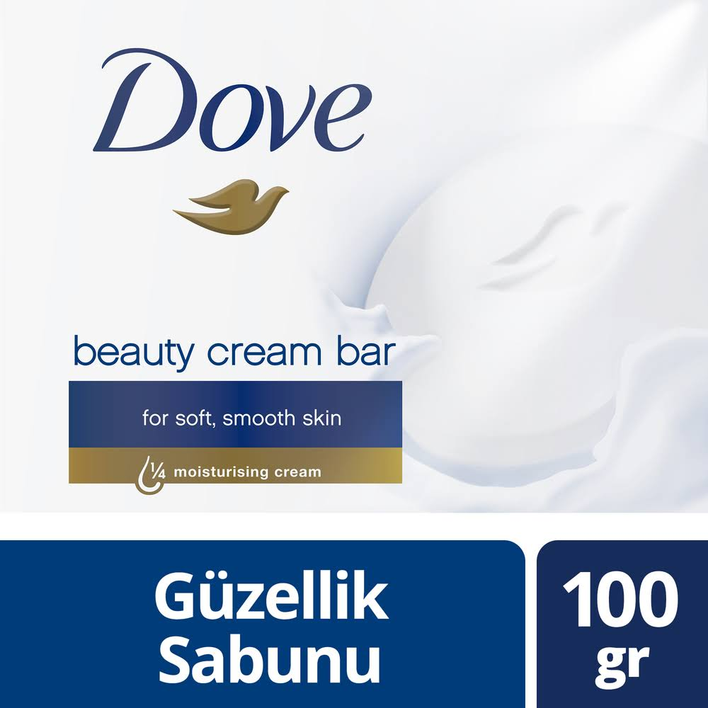 Dove Beauty Cream Bar - Original, 100g