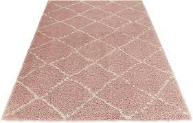 hochflor teppich hash mint rugs rechteckig höhe 35 mm scandi look wohnzimmer kaufen otto
