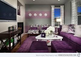 Furnitures Purple Living Room Furniture