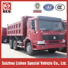 China HOWO Dump Truck 25 Ton 18 M3 For Sale Sinotruk Dump Tipper ...