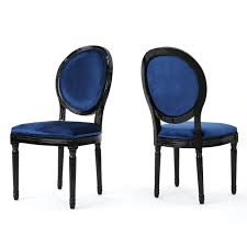 Camilla Traditional New Velvet Dining Chairs, Set Of 2, Navy Blue Fairy Contemporary Fabric Ding Chairs Set Of 2 Navy Blue Shelby Chair In Channel Tufted Velvet By Meridian Fniture Hanover Mcer 5piece Patio With 4 Cushioned And A 40inch Square Table Mercdn5pcsqnvy Colston Silver Leaf Including Brookville Harley Traditional Microfiber Details About Bates New Opal Room Gold William