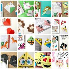 Some Of The Best Corner Bookmark Designs Ever LOVE Based On An