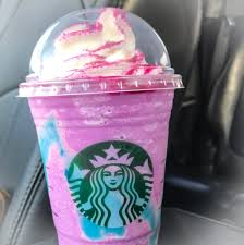 Starbucks Unicorn Frappuccino Photo By Cristine Struble