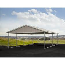 Menards Temporary Storage Sheds by Decorating Steel Frame Carport Canopy Tent For Outdoor Decoration