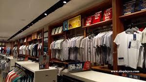 Clothes Showcase For Manclothes Racks Man Garment Display Store Fixtureclothing Fixture