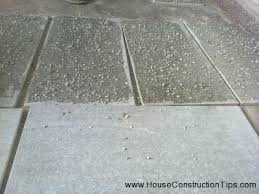 Granite Tile With Marble Chips