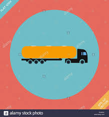 Icon Trucks With Tanks - Vector Illustration Stock Photo: 80482659 ...