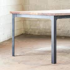 End Table Legs Industrial Dining Farmhouse Amazon Wood Diy