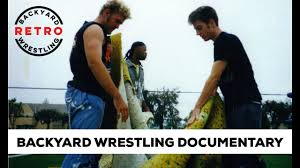 BYW Documentary: Grab Life & Bucket (2017) - Backyard Wrestling ... Its Not Easy Being Mean Backyard Wrestling Royal Rumble Outdoor Fniture Design And Ideas What Does It Really Take To Be A Pro Wrestler This Documentary Footy Documentary Photography Perth Krystle Ricci Wrestling Vice Videos Goods We Are James Lawrence Stars Of The Top 50 Tables In Chw History Youtube 3 2 There Goes The Neighborhood Xbox Still