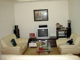 Living Room Simple Regular Apartment