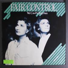 We Can Fly Together Letter From India By Fair Control 12inch With
