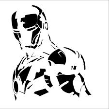 Avengers Pumpkin Stencils by Imgur Post Imgur Projetos A Experimentar Pinterest Iron