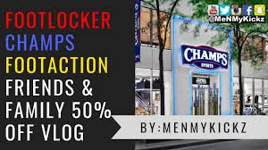 Footlocker/Champs Sports/Footaction Back To School Haul 2018 I Friends And  Family 50% Off Linksys 10 Promo Code Promo Airline Tickets To Philippines Pin By Paige Creditcardpaymentnet On The Limitedjustice Birthday Coupon Footaction If Anyone Wants Comment When Sansha Uk Discount Iah Covered Parking O Reilly Employee Military Student Zazzle Codes January 2019 Discount Ding In Las Vegas Coupon Codes 30 Off Home Facebook Rainbow Shop Free Shipping Morse Farm Detailing Booth Boulder Tap House Coupons Do Mariott Hotel Workers Get For Hw Day Finish Line Online Moshi Monsters Brandblack Future Legend Black Red Men Shoesfootaction
