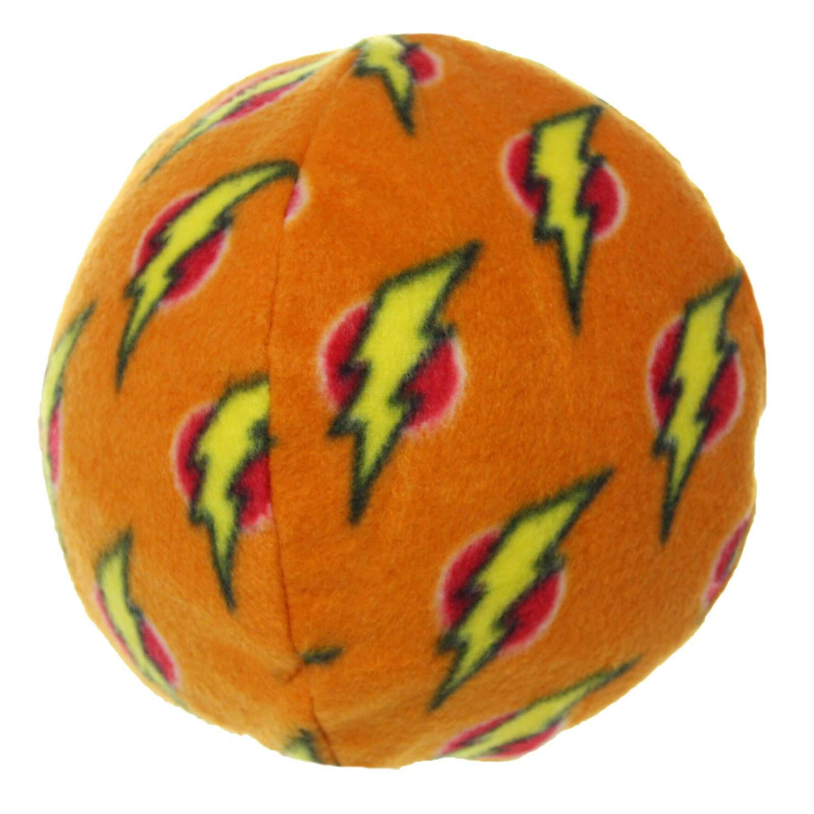 Vip Products Mighty Balls Dog Toy - Large, Orange