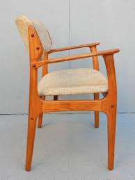 Repair Dining Chair Seat Elegant Pair Of Danish Modern Erik Buch No Rh Jardiland Longwy Com Cheapest