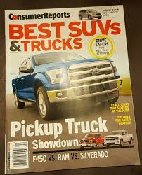 Consumer Reports Best SUVs & Trucks 2015 Magazine: Various: Amazon ... 2014 Chevy Silverado Review By Consumer Reports Aoevolution Top Pickup Trucks Of According To Heavy Duty Trucks 12013 Youtube Ford F150 Named Best For 2016 The Whats New The 9 New Pickup Truck Reviews Pick Up Car Mylovelycar Truck 2017 Toyota Tundra Dated Disrupter Buying Guide Suvs 2015 Magazine Various Amazon