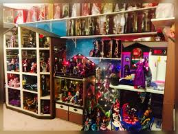 Monster High Bedroom Set by Monster High Doll House Super Buddies Forever