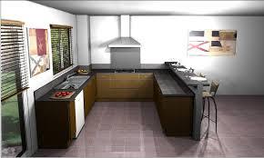 conception cuisine conception cuisine 3d le chantier de bernard