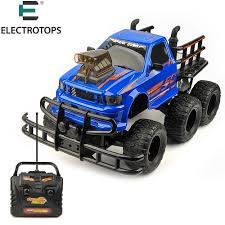 E T Original RC Car 1/10 Scale RC Vehicles RTR Monster Truck Off ...