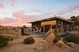 104 Mojave Desert Homes The Comfort Of Rock Reach House
