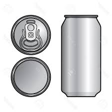 Vector ilration soda can isolated on white background hand drawn style sketch for restaurant or cafe drink menu In this tutorial we will make great