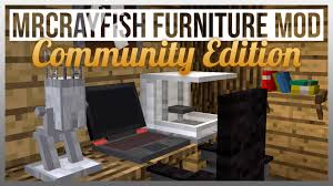 OFFICE TOUR MrCrayfish s Furniture Mod CE Update 3 fice