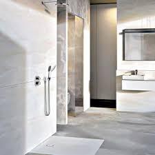 bodengleiche dusche ebenerdige dusche schöner wohnen
