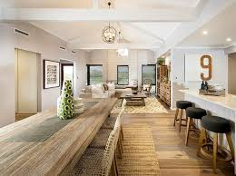 104 Rural Building Company The Dining Area The Abingdon Beach Style Dining Room Perth By Jodie Cooper Design Houzz Au