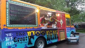 100 Buffalo Food Trucks Home