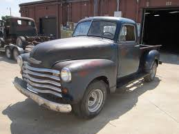 1951 Chevy 3100 Truck No Reserve Rat Rod Patina Barn Find Shop Truck ...
