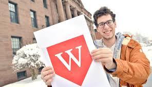 100 Drozdov 19 Wins Wesleyan Monogram Design Competition News Wesleyan