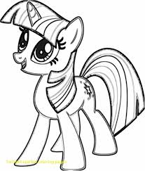 Best Of My Little Pony Coloring Pages Princess Twilight Sparkle Alicorn Download 16 I