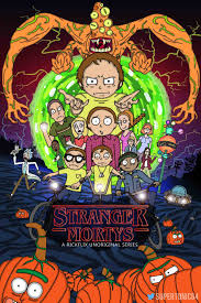 Black Light Posters Rick And Morty